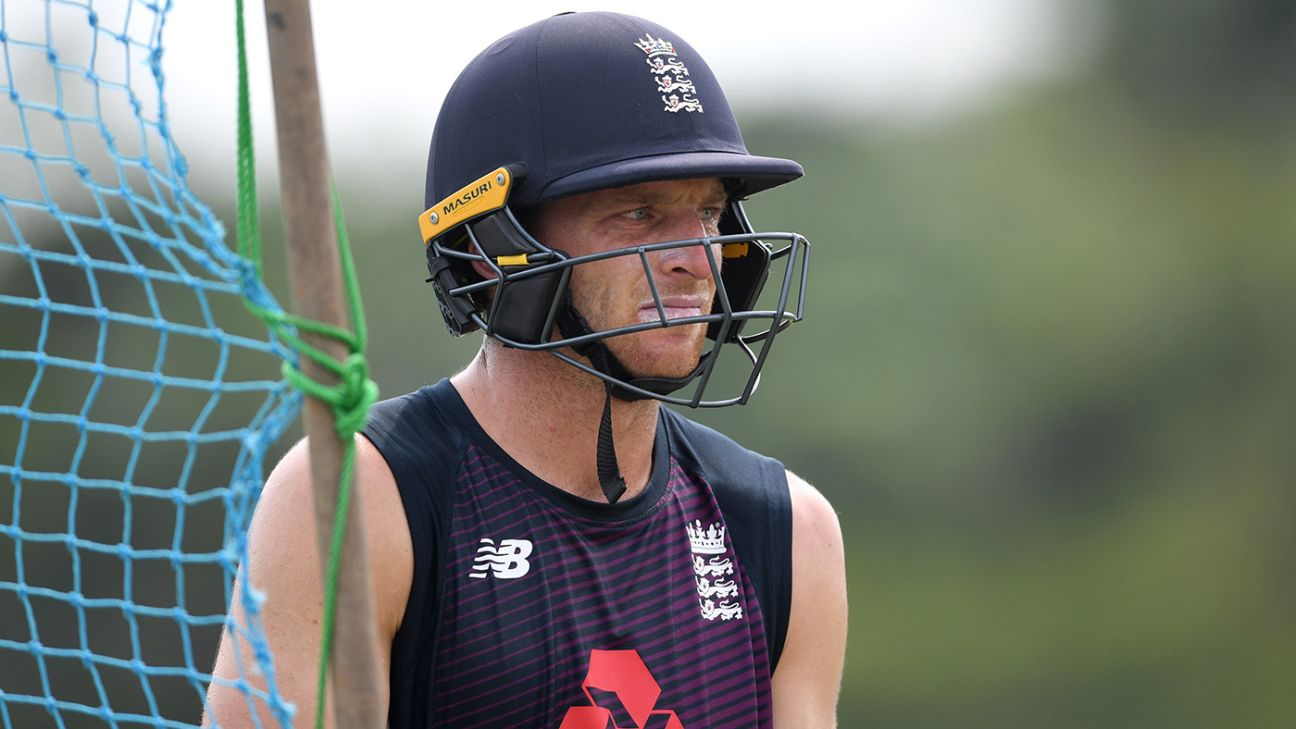 Jos Buttler calls for England players' donations to go to grass roots cricket