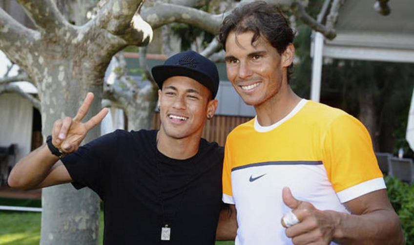 Rafael Nadal: I don't know if I would like to see Real Madrid buying Neymar